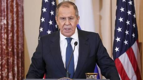 Americans had talent in diplomacy but they've lost it, Russian FM Lavrov says, as US triggers 'null and void' Iran sanctions