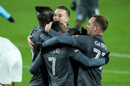 Molino Leads Minnesota United To First Playoff Win In Victory Over Rapids