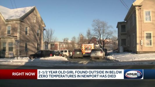 Child found dead outside Newport home