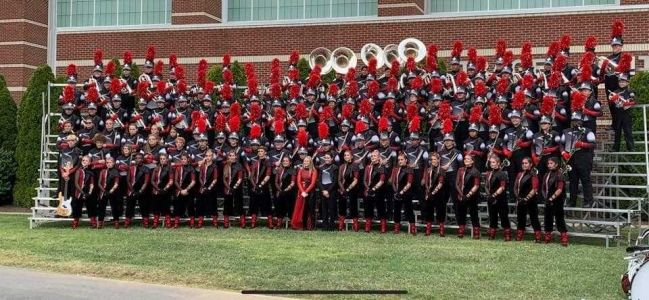Kentucky high school band selected to play in 2022 Macy's Thanksgiving Day Parade