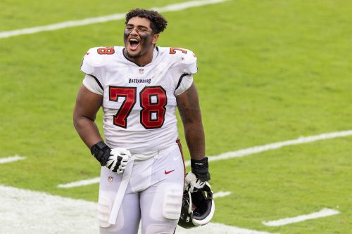 Buccaneers' Tristan Wirfs could show Giants what they passed on