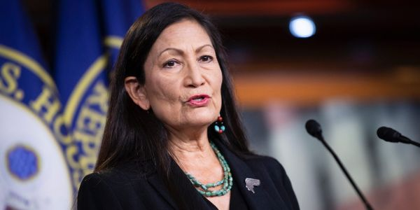 Three Republican senators grilling Biden's Interior Secretary nominee Deb Haaland deny climate science