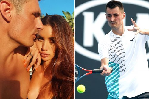 Bernard Tomic's comeback includes cameo on girlfriend's OnlyFans account