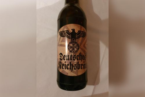 German authorities investigating neo-Nazi-labeled beer called 'Reich brew'