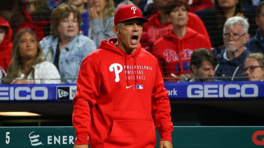 Phillies manager Joe Girardi explains decision to have Max Scherzer checked for sticky stuff