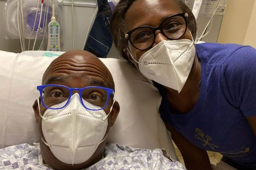Al Roker snaps a selfie before surgery and more star snaps