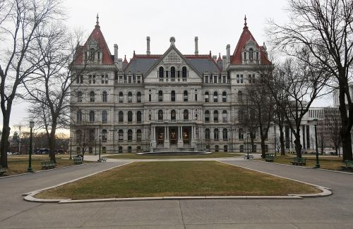 NY Legislature doesn't care about public safety, only members job security