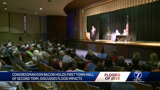 Rep. Don Bacon holds town hall