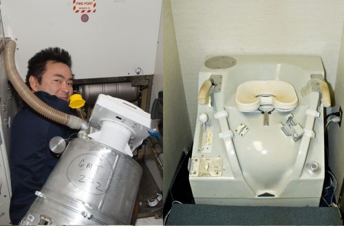 NASA just picked a winner in its space-toilet competition. The $20,000 prize awards the best 'lunar loo' for moon-bound astronauts
