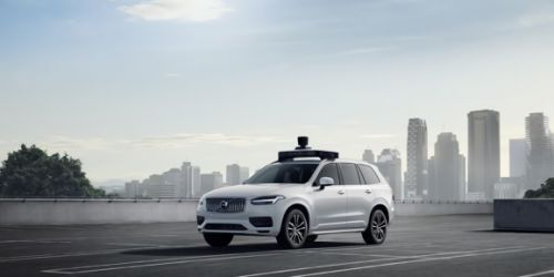 Uber begins mapping Washington D.C. for self-driving vehicles