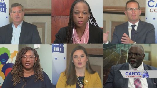 Eight panelists square off in The Great Graduated Income Tax Debate