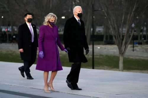 Who wore what to the inauguration