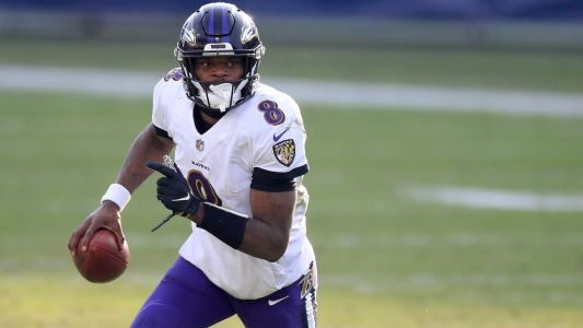 Lamar Jackson injury update: Concussion ends Ravens QB's playoff game vs. Bills