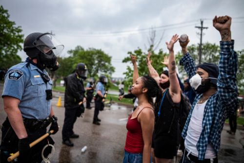 After the Death of George Floyd: Voices Behind the Most Powerful Protest Photos