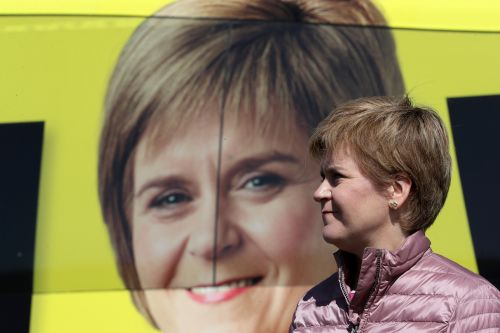 Sturgeon's Vision for Independence Is on the Ballot in Scotland