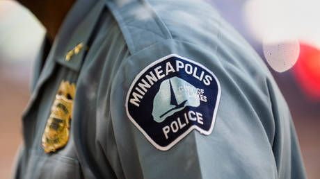 One killed and two injured after man drives into group of Minneapolis protesters