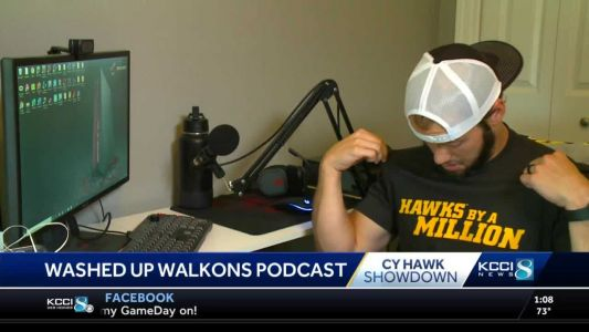 'Washed Up Walkons' start podcast for a cause