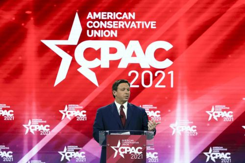 DeSantis and Florida GOP target China after CPAC