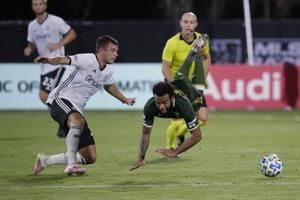 Timbers beat Philadelphia 2-1 in MLS is Back semifinals