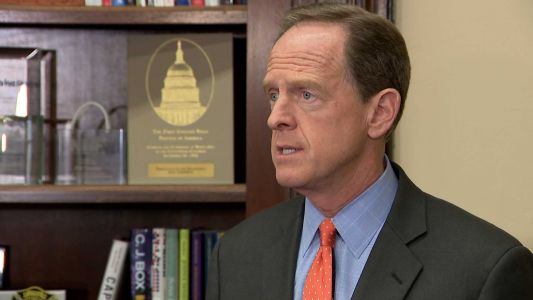 Pennsylvania GOP meets to discuss Toomey censure