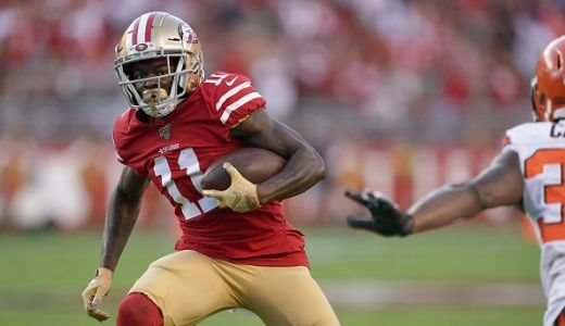 Bears sign receiver Marquise Goodwin to a one-year deal