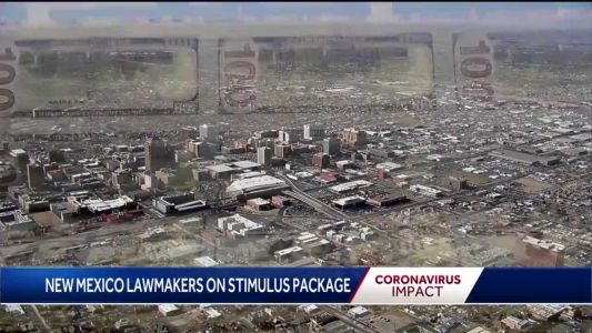 NM Senator: If stimulus package is passed, New Mexicans could soon see a check