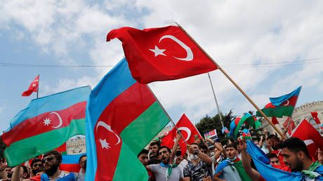 'Azerbaijan is not alone': Turkey throws weight behind Baku against historical nemesis Armenia in struggle over Nagorno-Karabakh
