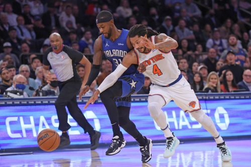 Knicks dreaded having to watch tape of Magic loss: 'Have to get a lot better'