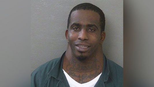 'Up to his neck in charges': Man's mug shot quickly goes viral