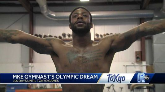 Milwaukee gymnast hopes to go for gold at Tokyo Olympics