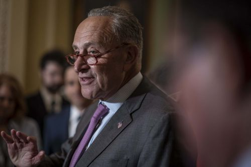 Schumer assails Trump's 'heartbreaking' apparent reversal on background checks