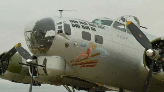 World War II bomber at Eastern Iowa Airport this weekend