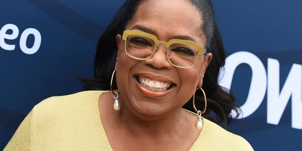 Oprah donated $500,000 to a New Jersey high school