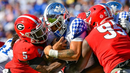 College football bowl projections for Week 8: Georgia, Oklahoma title game lining up