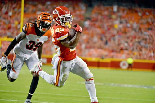 Injury opens door for Darwin Thompson to be Chiefs fantasy force