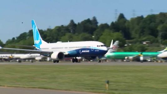 Boeing's new 737 MAX 10 takes to skies in maiden flight