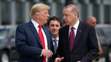 Trump To Welcome Turkey's Erdogan To White House Amid Stressed Relations