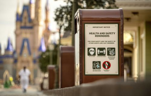 Walt Disney World reopens as coronavirus cases surge in Florida