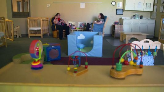 Babies exposed to drugs are kicked out of other day cares. They come here instead
