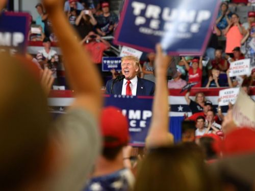 Trump says supporters who chanted 'send her back' are 'incredible patriots' just a day after disavowing the chants