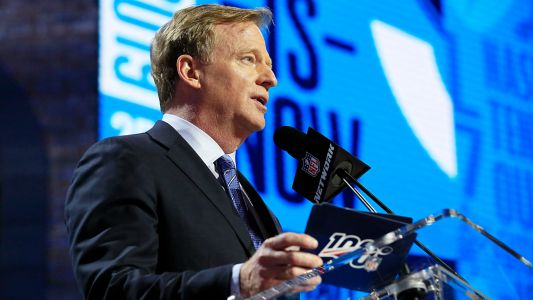 NFL Draft 2020 to go on as scheduled, Roger Goodell tells teams