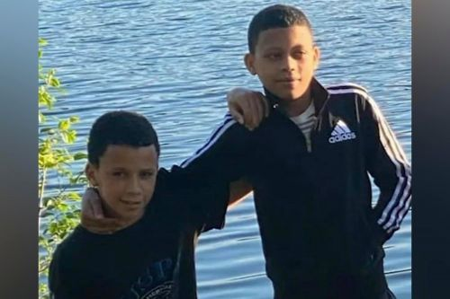 Two cousins, 12 and 13, drown while skipping rocks at Massachusetts lake