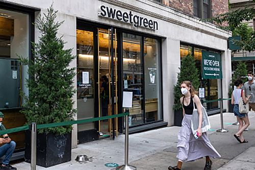 Sweetgreen salad chain files for IPO