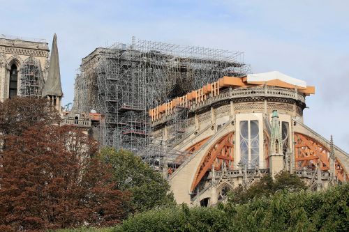 Notre Dame's melted scaffold to be removed soon ahead of restoration effort