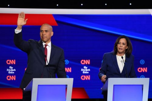 DNC Is To Blame For Kamala Harris Ending Campaign, Cory Booker Says