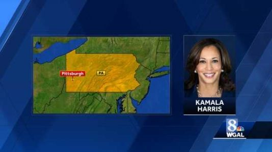 VP Kamala Harris to visit Pittsburgh amid push for infrastructure plan