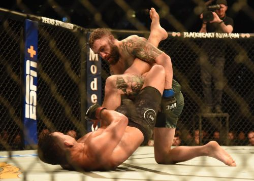 Michael Chiesa: 'Fight Island' stint has cemented me as career-long UFC analyst