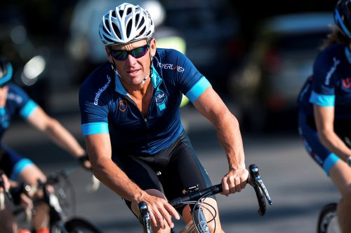 Bike tour with disgraced Lance Armstrong will cost you $30K