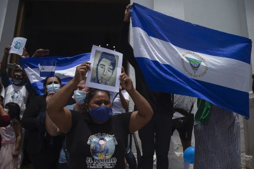 The Race to Avert a 'Second Dictatorship' in Nicaragua
