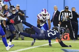 Titans' Henry, Packers' Adams among best bets to score
